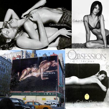 Calvin Klein, marca de moda con mayor notoriedad publicitaria