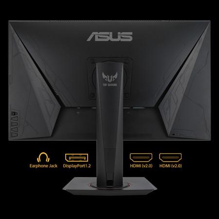 Asus Tuf Gaming Vg259qm Tras