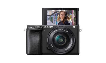 La nueva Sony Alpha A6400LB con 16-50mm, ahora en Fnac baja en casi 160 euros, hasta los 940,41 euros