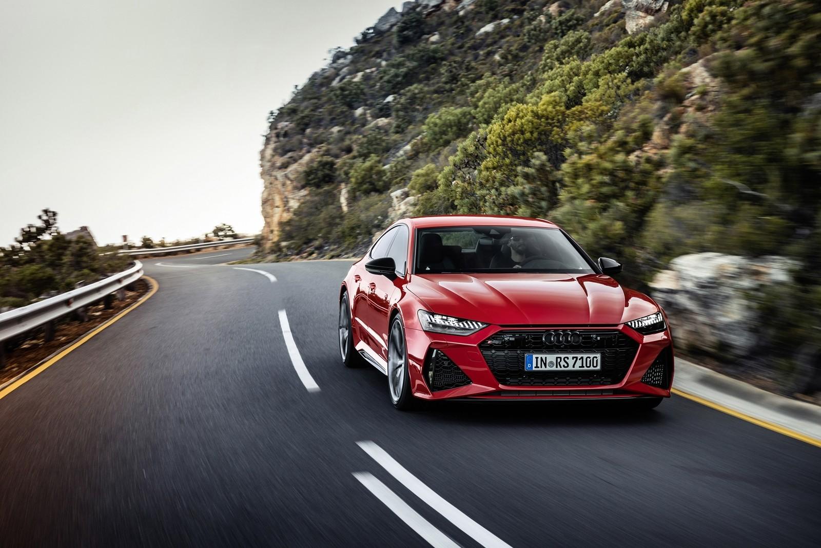 Foto de Audi RS 7 Sportback 2020 (1/44)