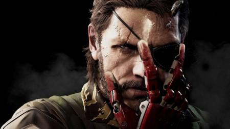 Big Boss Bionic Arm Metal Gear Solid V The Phantom Pain Wallpaper Hd Desktop