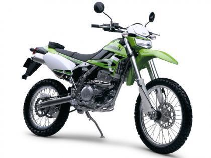 Kawasaki KLX 250R