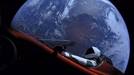 Elon Musk Roadster