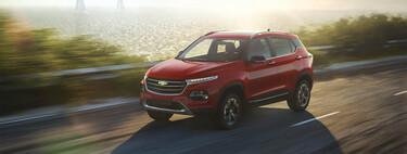 """Chevrolet trae a México su Groove 2022: una SUV pequeña """"para jóvenes"""""""