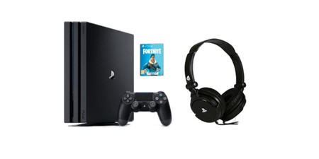 Ps4 Pro Fornite Auriculares