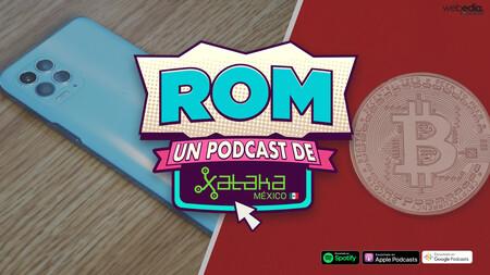 ROM 139: Android 12, MOTO G100 y el colapso del BITCOIN