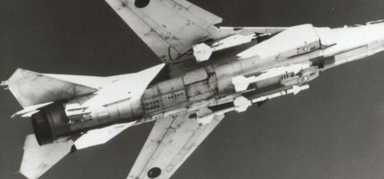 Cuando la KGB envió un misil Sidewinder a Rusia por correo aéreo por 80 dólares