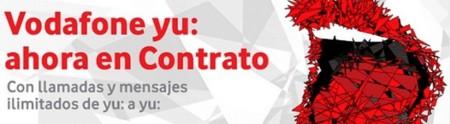 Vodafone yu: llega a contrato por 2 euros más de lo anunciado pero con 500 MB adicionales