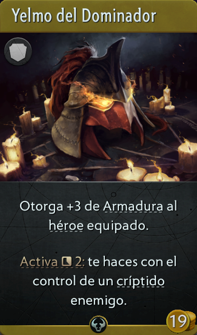 Foto de Objetos de Artifact (2/4)