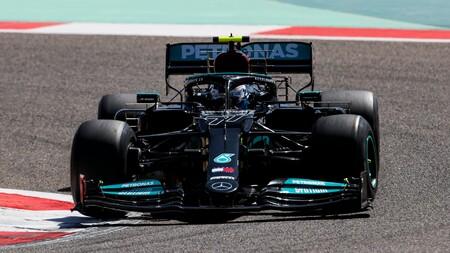 Bottas Sakhir F1 2021