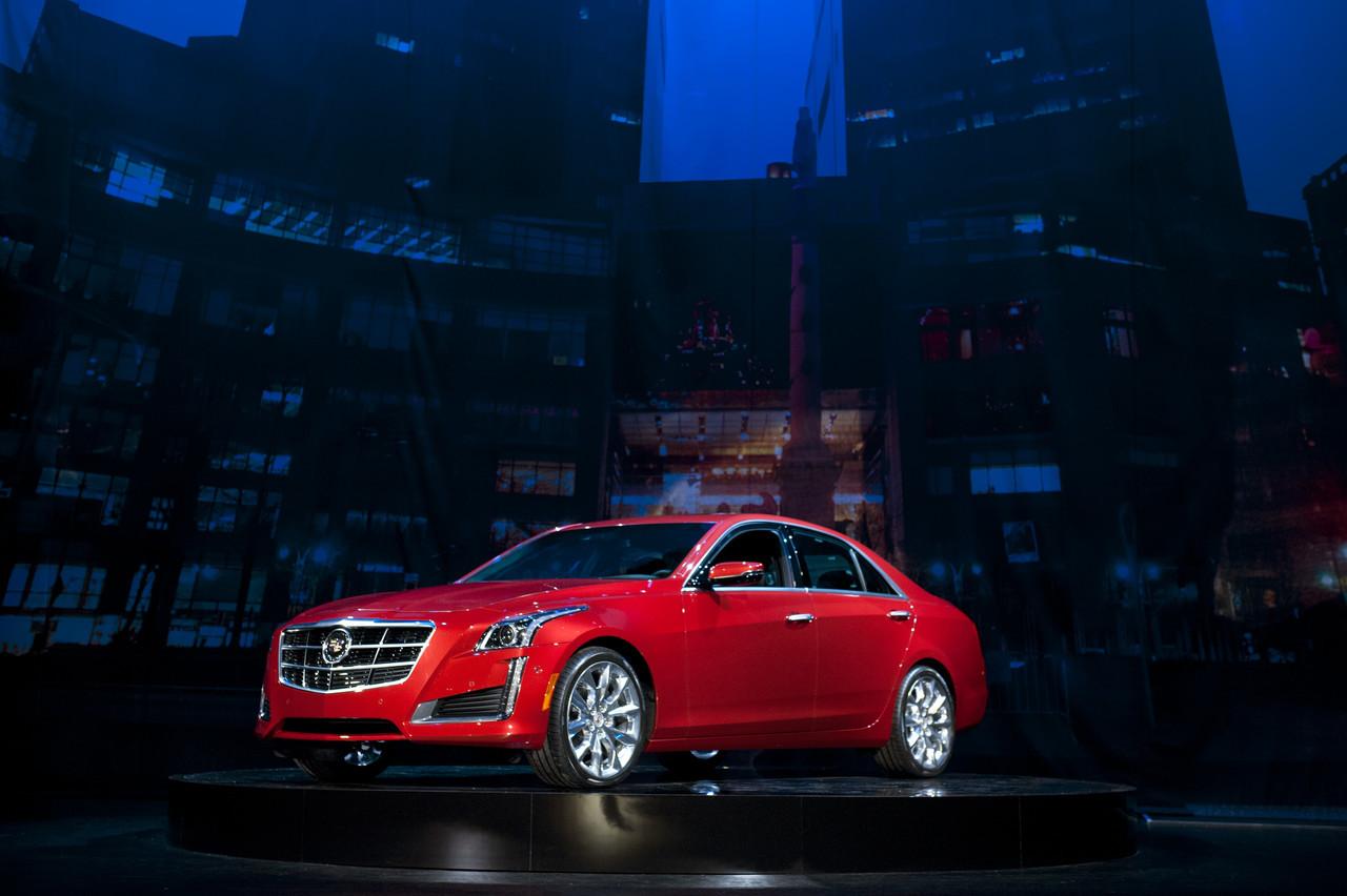 Foto de 2014 Cadillac CTS (22/24)