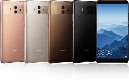 Mate 10 Group Preview