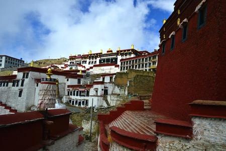 monasterio de ganden