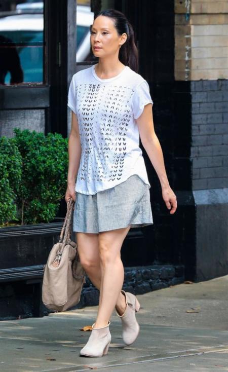 Duelo de looks noños ¿Lucy Liu o Elle Fanning?