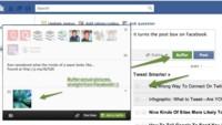 Buffer facilita aún más incluir mensajes en la cola de publicación con su nueva extensión