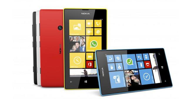 Nokia Lumia 520 - 4