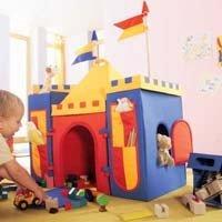 Un castillo para guardar juguetes