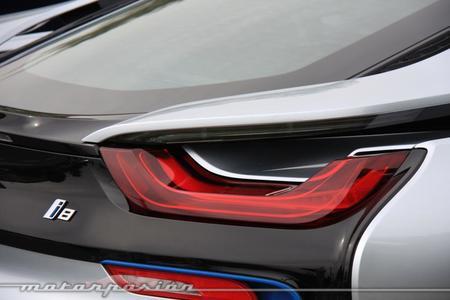 BMW i8 Presentacion 12