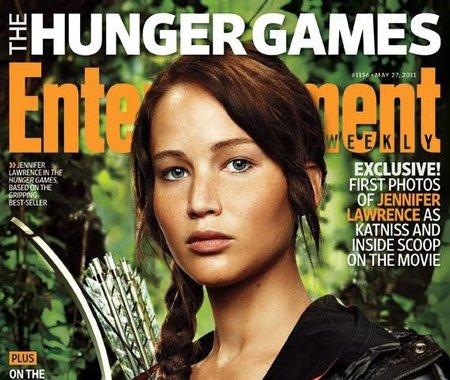 Jennifer Lawrence: de los actores de 'Los Juegos del Hambre'