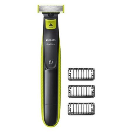 Por 23,99 euros en Amazon podemos hacernos con la  recortadora de barba Philips OneBlade QP2520/20