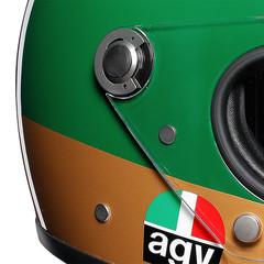 Foto 3 de 6 de la galería agv-legends-x3000-ago-1-y-gloria-y-x70-pasolini en Motorpasion Moto