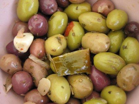 Las aceitunas: una buena manera de ingerir potasio