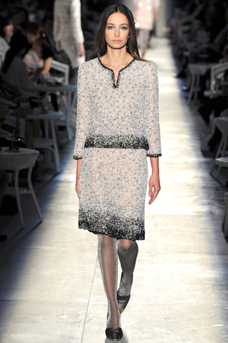 amanda sanchez chanel fall 2012 alta costura