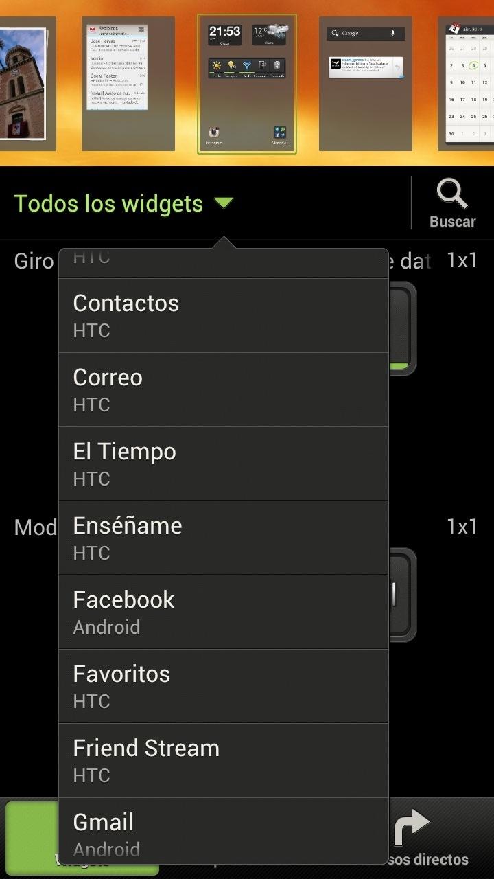 Foto de HTC Sense 4.0 ejemplos (18/39)
