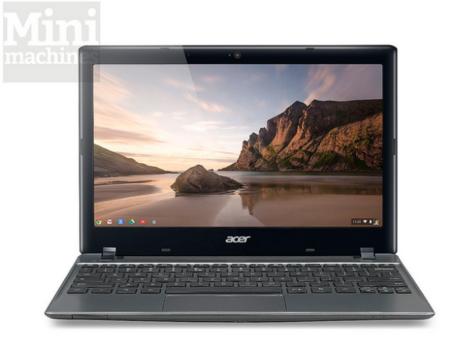 Acer tiene en el horno un nuevo Chromebook
