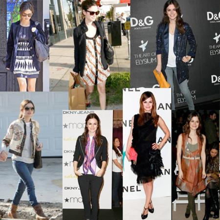 """""""Pregúntale a Rachel"""", Rachel Bilson da consejos de moda"""