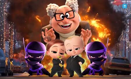 'El bebé jefazo: Negocios de familia': un inofensivo pasatiempo familiar diseñado para los que disfrutaron con la primera entrega