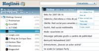 Bloglines estrena diseño y funcionalidades en beta