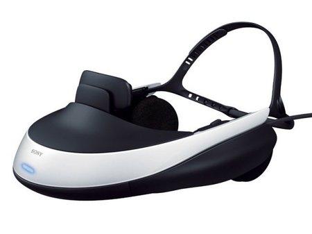 Sony HMZ-T1, el headset 3D que todos querríamos tener... a la venta en Noviembre