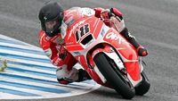 Comienzan los test de Jerez para Moto2 y Moto3 con la lluvia marcando la jornada