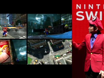 La nueva aventura de Mario para Nintendo Switch será Super Mario Odyssey