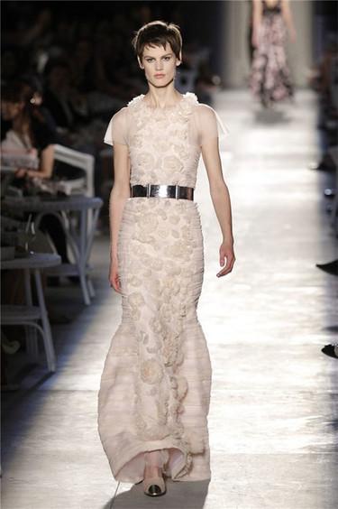 Tendencias Otoño-Invierno 2012/2013: la elegancia del nude/rosa empolvado