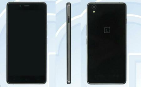 El OnePlus X hace su aparición en TENAA dejándonos unas imágenes más nítidas de su diseño