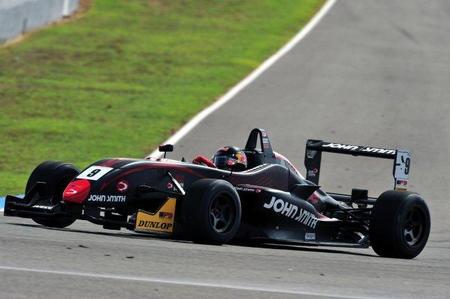 Carlos Sainz Jr disputará la F3 británica