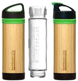 Bamboo Bottle ahora también con boquilla
