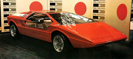 Maserati Boomerang 105