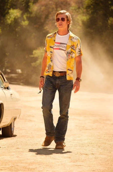 Primeras-imagenes-Once-Upon-A-Time-In-Hollywood-Pitt