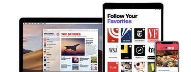Apple News, paid subscription and the white knight for internet media