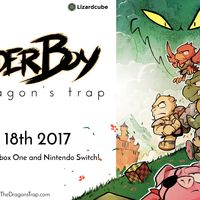 Wonderboy: The Dragon's Trap llegará el 18 de abril  a PS4, Xbox One y Nintendo Switch