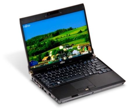 Fujitsu Lifebook P8020, ahora con trackpad multitáctil