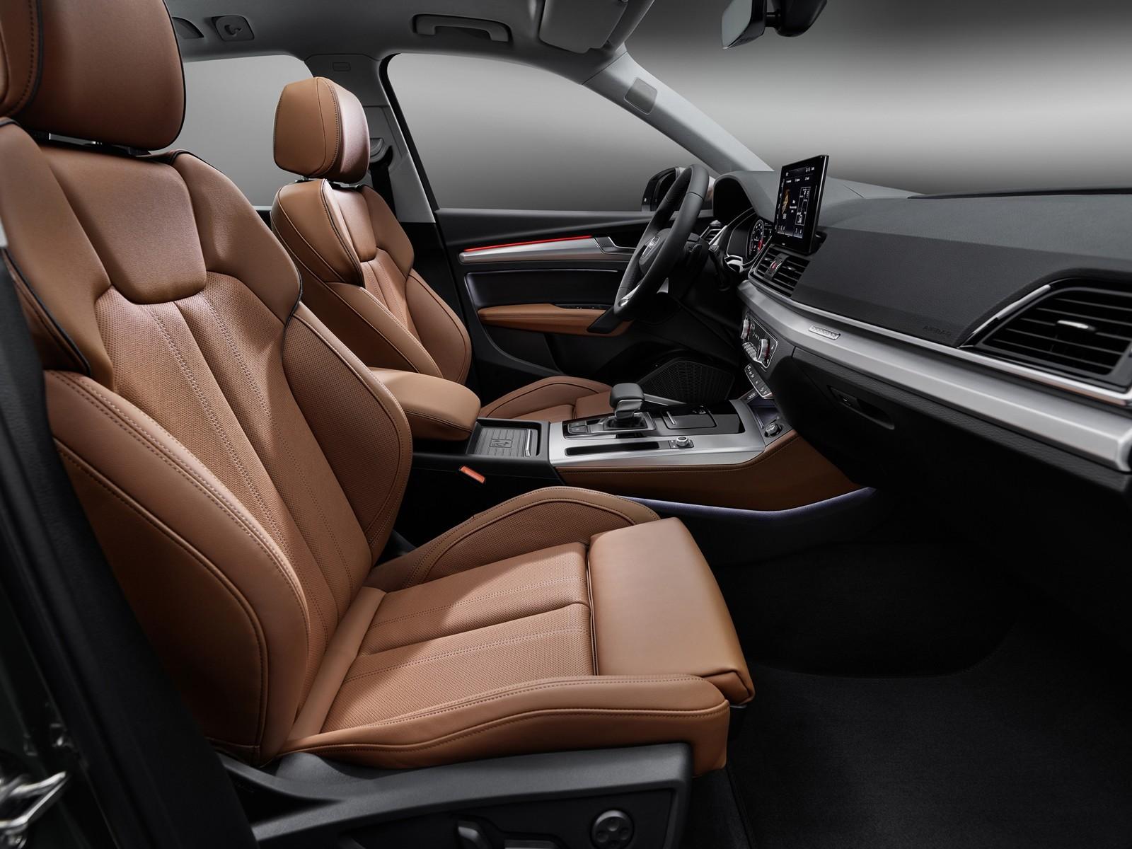 Foto de Audi Q5 2020 (36/61)