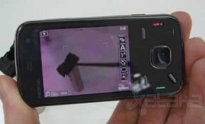 Nokia N86: nuestras impresiones
