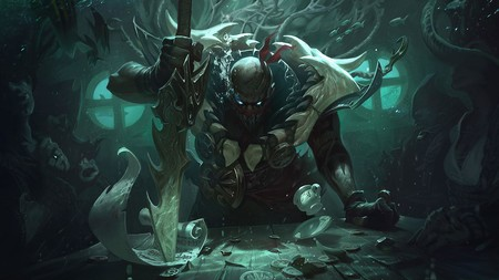 Guía de misiones League of Legends: 'La maldición de los ahogados', Pyke y ARAM