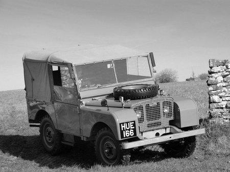 Land Rover mostrará un sucesor del Defender en el Salón de Fráncfort