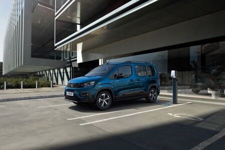 Peugeot E Rifter 2021 Precios 002