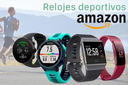 Amazon te adelanta las ofertas del Black Friday con pulseras y relojes deportivos a los mejores precios